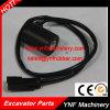 Elettrovalvola a solenoide elettrica delle parti dell'escavatore di KOMATSU per SD1244 - C - 1005