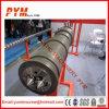 Extrusora de doble tornillo del barril por PP Plástico