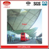 Aluminiumbaumaterial für Gebäude-Dach