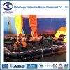 Sistema marina del canal inclinado de la evacuación de la balsa salvavidas (MEC)