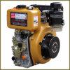 Benzine Luchtgekoelde Engine (, strijken 4, OHV, enige cilinder)