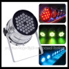diodo emissor de luz Stage PAR Lighting do diodo emissor de luz de 54PCS*3W RGB