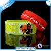 Nuovo Wristband di abitudine del silicone di alta qualità dell'OEM di disegno