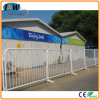 Barrera peatonal de la cerca del control del metal del hierro de la seguridad