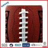 Football americano della gomma del PVC di qualità della corrispondenza