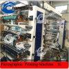 8 Machine van de Druk Flexo van kleuren de Plastic (CH888-800F)
