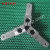Pieza que trabaja a máquina del CNC del acero inoxidable de la precisión para la maquinaria