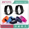 2016 Wearable Slimme Armband Bluetooth 4.0 van de Manchet de Drijver van het Tarief van het Hart van de Pedometer OLED