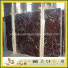 FlooringまたはWallのためのRosso Lepanto Marble Slab