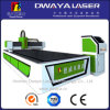 Резиновый кожаный автомат для резки лазера СО2 неметалла 50W ткани