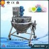 Calefacción eléctrica móvil Inclinación Acero inoxidable Olla de existencias