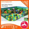 Guangzhou-Vergnügungspark-weicher Innenspielplatz für Kinder