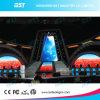 De hoge LEIDENE van de Huur van de Helderheid P6mm HD Video Reclame van de Vertoning/het Volledige LEIDENE van de Kleur Scherm voor Stadium