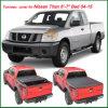 100% abgeglichener Bestesfaltender Tonneau-Deckel für Bett -7 des Nissan-Titan-5