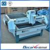 Máquina de grabado de trabajo de madera del CNC con el vector de aluminio