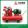 Compresor de aire del pistón del motor eléctrico de China Kaishan 11kw 5bar pequeño W-2/5D