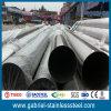 Gute Qualität 2.5 Zoll-Edelstahl-nahtloses Rohr-Grade 321