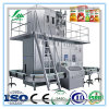 Prezzo asettico automatico completo della macchina di rifornimento della bevanda del contenitore di scatola di alta qualità