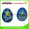 Huevo de Pascua de cerámica de la impresión de la mano de la decoración casera para el día de fiesta