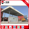 Estação de enchimento de combustível móvel diesel / gasolina de 20FT ou 40FT à prova de explosão