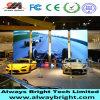 Alta visualización de LED de interior de la definición P4 SMD RGB de Abt