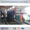 Снимать резиновую смесь охлаждая машина, машина резиновый листа охлаждая ехпортированная к Европ
