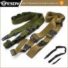 Tres correas ajustables Aire-Suaves del amortiguador auxiliar de la honda del rifle de la punta para la caza