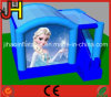 Diapositiva de princesas Theme Inflatable Bouncer Castle de la belleza