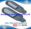 Lampione di /120W LED di illuminazione stradale di Yaye 18 Ce/RoHS 120W LED con Bridgelux & 3 anni di garanzia