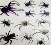 Etiqueta engomada temporal impermeable del tatuaje de la araña de moda