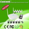 4CH H. 265 4MP Draadloze WiFi Waaier 200m Uitrusting NVR (WIFIPG498RH400)