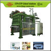 Processo de manufatura moldando de empacotamento da espuma da máquina da caixa de Fangyuan