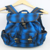 Zaino della tela di canapa delle donne, zaino del cotone, fornitore accessorio casuale di modo dello zaino
