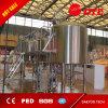 cervejaria da cerveja do aquecimento de vapor 2000L