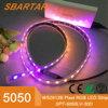 Las decoraciones 36W 30LED de la Navidad por el contador SMD5050 RGB LED encienden rayas