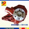 Bomba de água do jogo do motor Diesel de Dh220-3 D1146