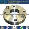 CNC elevado da classe do ODM que faz à máquina a base redonda do aço inoxidável