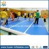 Dwf (doppel-wandiges Gewebe) aufblasbare Gymnastik-Luft-Spur, aufblasbare Lufttumble-Spur für Verkauf