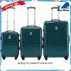 Rotelle del filatore Lj1-224 quattro, bagagli di alluminio del carrello del blocco per grafici di ABS+PC