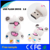 High Speed ​​Lovely Bear 8GB 16GB 32GB USB de memória