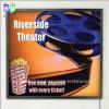 Ultra-Thin 광고 가벼운 상자를 위한 A1 크기 LED 영화 포스터 표시