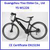 Potere di Yiso più la bicicletta elettrica della montagna con la batteria dello Litio-Ione