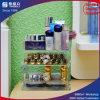 Fábrica de diseño personalizado de acrílico organizador cosmético