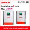 Regolatore solare incorporato dell'invertitore MPPT di energia solare di su-Griglia