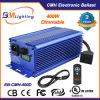 reattanza elettronica 400W per la serra