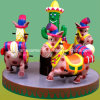 Kiddie Ride Mini Indoor Playground Carousel Ride for Amusement Park
