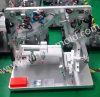 자동 이음쇠를 위한 자동 검사 정착물 또는 지그와 검사 계기