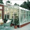Sunroom de vidro isolado economia de energia