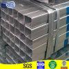Pipas de acero cuadradas galvanizadas y tubo rectangular