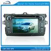 Monitor des Auto-DVD für Toyota Corolla